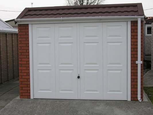 The Mansard Range Planet Garages Sheffield Suppliers Of